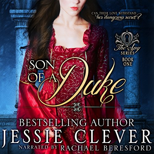 Son of a Duke audiobook cover art