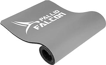 Pallid Falcon Impact Advanced Workout System© Gymnastiekmat voor touwspringen en fitnessmat – slijtvast, antislip, afwasba...