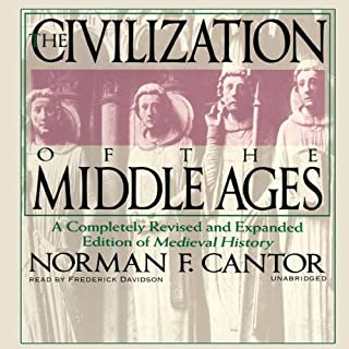 The Civilization of the Middle Ages cover art