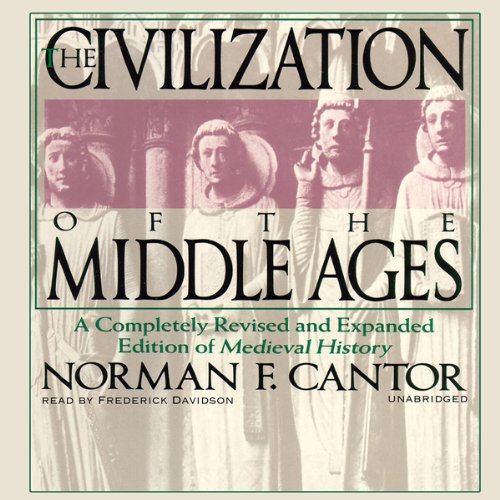 The Civilization of the Middle Ages copertina