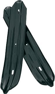 Ski Skins - Black For 1992 Ski-Doo Formula Plus Snowmobile