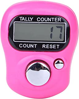 Islandse Digit Digital LCD Electronic Finger Hand Ring Knitting Row Tally Counter