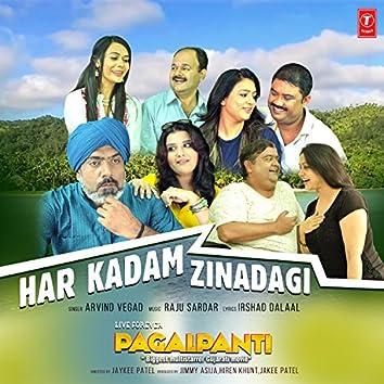 """Har Kadam Zinadagi (From """"Pagalpanti"""")"""