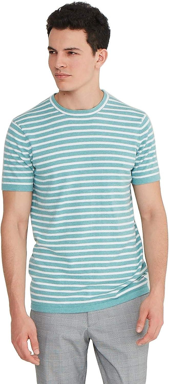 State Outlet ☆ Free Shipping Cashmere Men's Crewneck Bargain Cotton T-Shirt Short-Slee