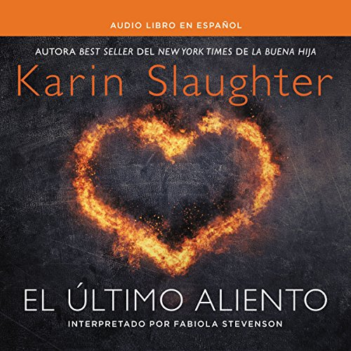 El último aliento [The Last Breath] audiobook cover art