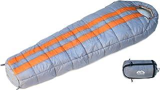 MONTIS CHEROKEE, sovsäck upp till -2 °C, 220 x 80 cm, 1500 g
