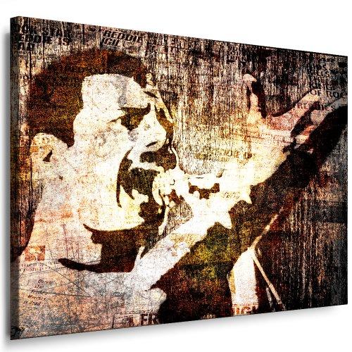 Freddie Mercury - 100 x 70 cm cuadro Queen k, Póster - imagen globo! Impresión de arte Pop, fotografía - imágenes para la decoración - decoración. Música con estrellas Kunstdrucke