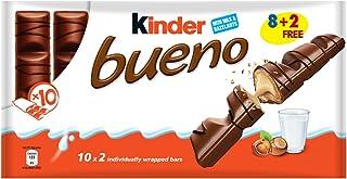 Kinder Bueno 43g bar, 10 Count