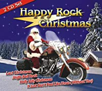VARIOUS - HAPPY ROCK CHRISTMAS (1 CD)