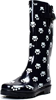 Women's Fashion Rain Boots Multiple Styles Available Waterproof