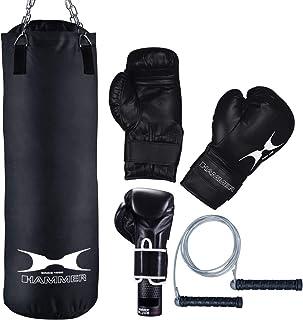 Hammer Rocket Xl 92077 拳击套装*煤色/黑色