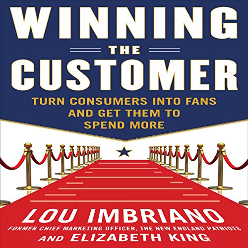 Winning the Customer audiobook cover art
