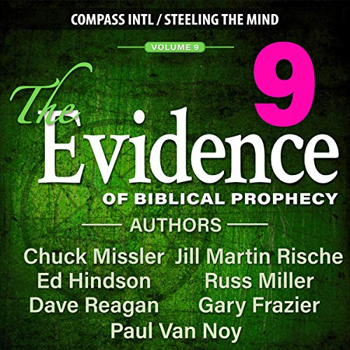 The Evidence of Biblical Prophecy, Vol. 9 cover art