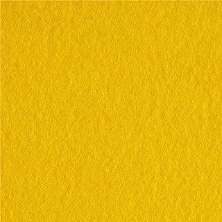 Newcastle Fabrics Polar Fleece Solid Bright Yellow Fabric By The Yard