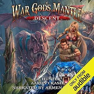 War God's Mantle: Descent audiobook cover art