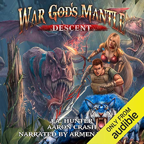 Couverture de War God's Mantle: Descent