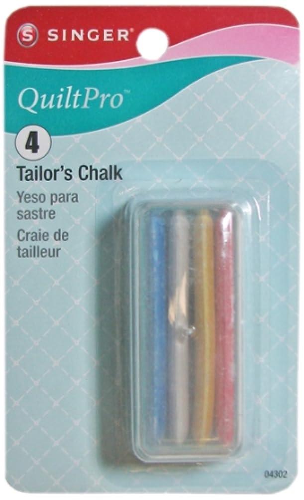 SINGER 04302 4 Tailor's Chalk