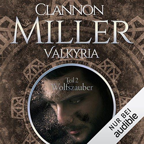 Wolfszauber audiobook cover art