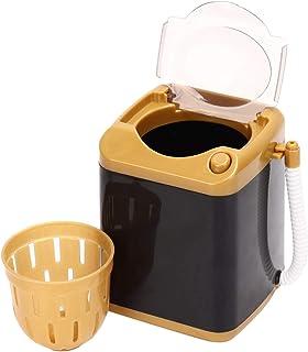 Mini tvättmaskin, MakeUp borste tvättmaskin rengöringsmaskin Mini simulering tvättmaskin, för rengöring kosmetiska verktyg...