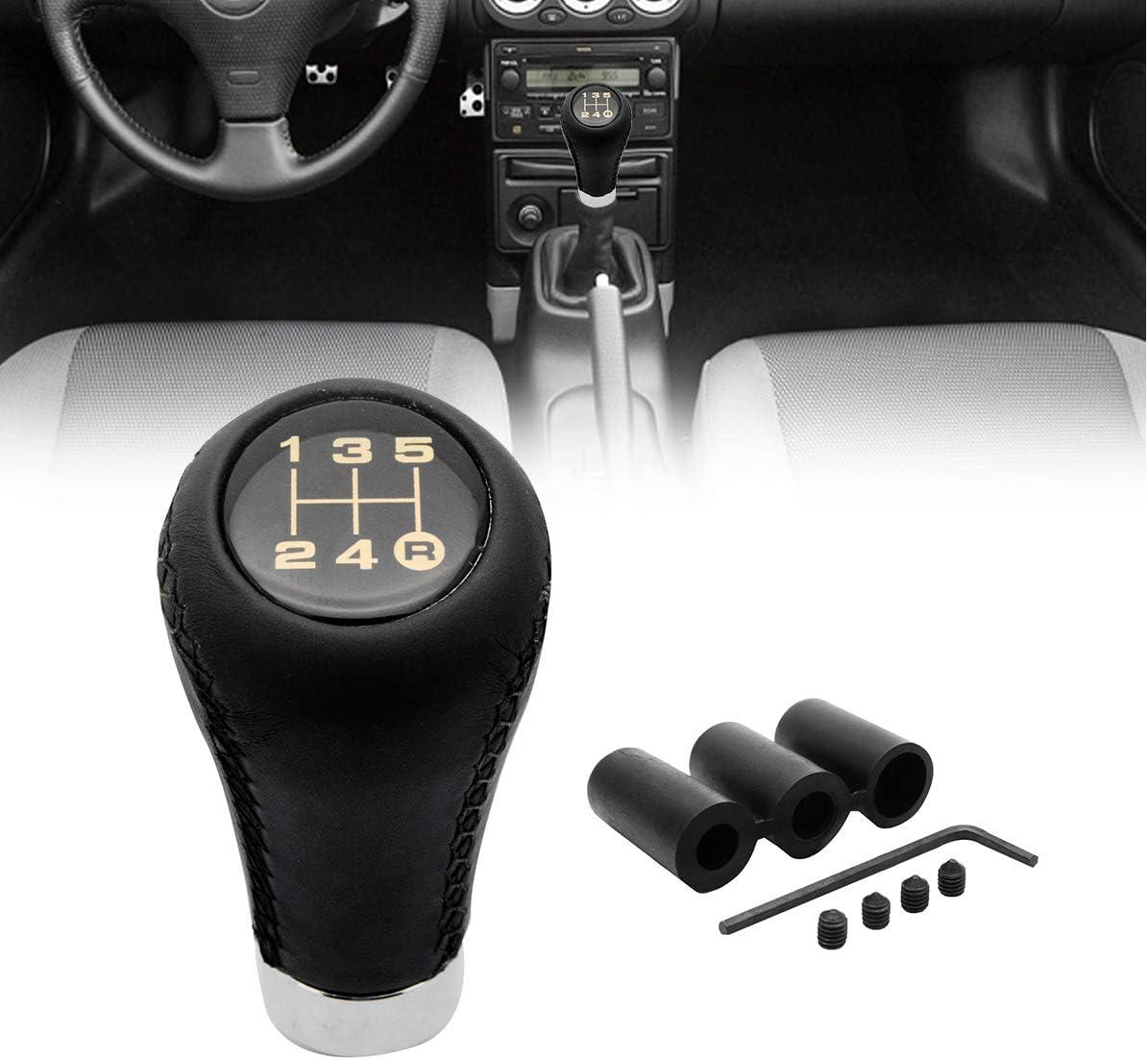 Maso 6 Gang Geschwindigkeit Schaltknauf Schalthebel Für Peugeot 307 308 3008 407 5008 807 Auto