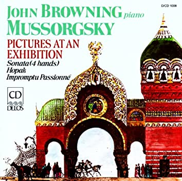 Mussorgsky, M.: Pictures at an Exhibition / Piano Sonata / Impromptu Passionne