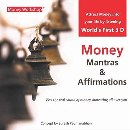 3 D Money Affirmations in Hindi by Suresh Padmanabhan on
