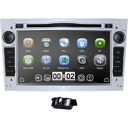 Hizpo 7 Zoll Car Audio Stereo Doppel Din In Dash Für Elektronik