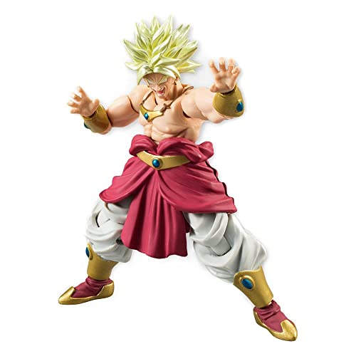 Bandai Shokugan Shodo Part 5 Dragon Ball Broly (Shouting Version) Action Figure