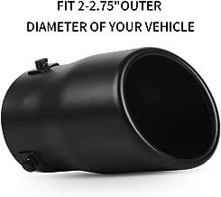 3 Inlet Exhaust Tips, OsoTorero Universal 3