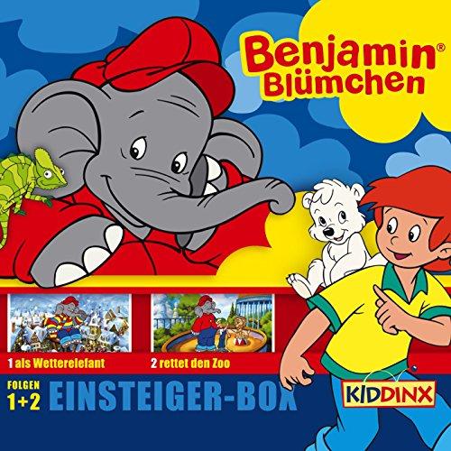 Einsteiger-Collection (Benjamin Blümchen als Wetterelefant & Benjamin Blümchen rettet den Zoo)
