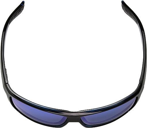 Black/Blue Mirror 580 Glass Lens