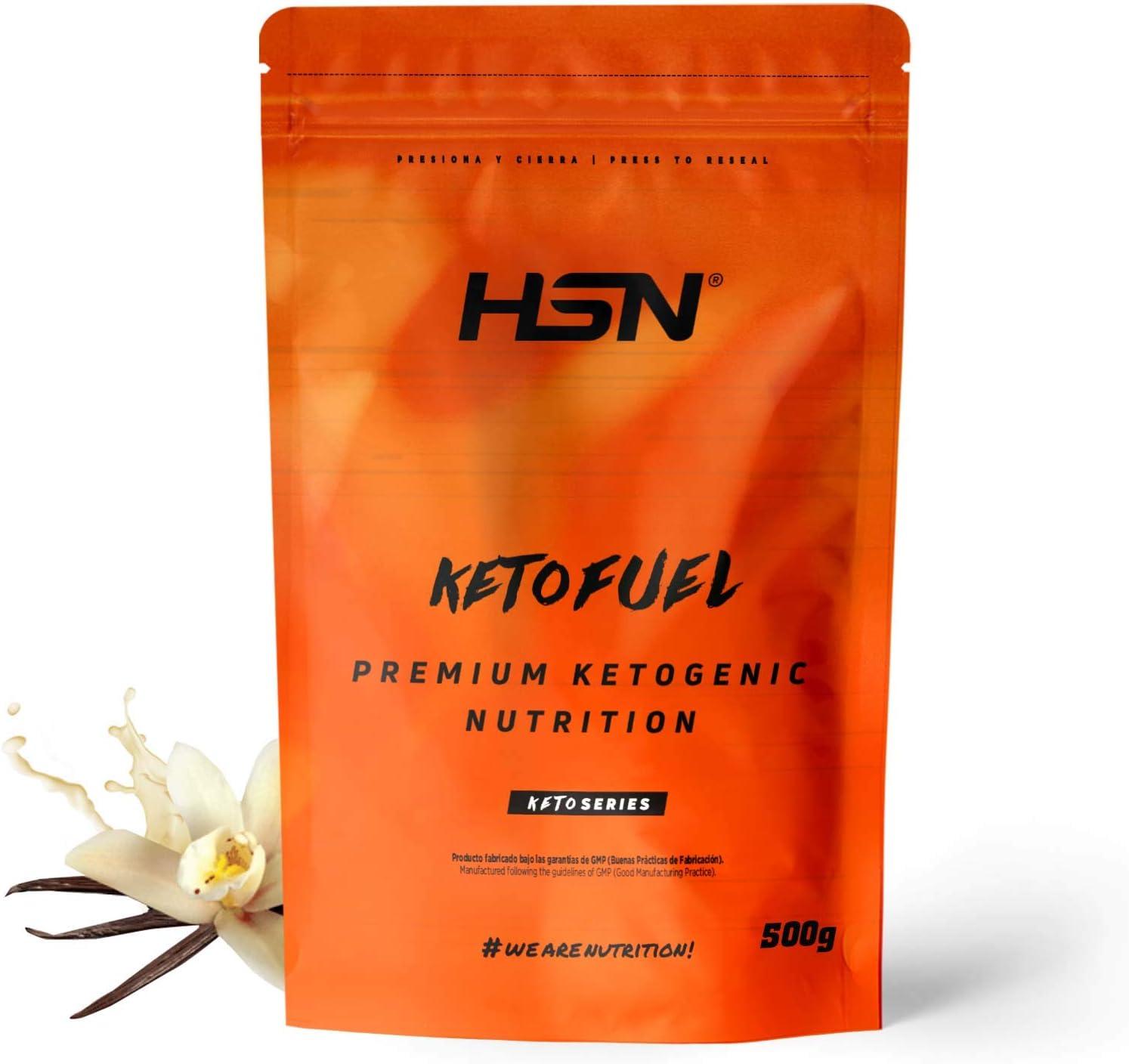 Keto Fuel de HSN | Ganador de Peso y Masa Muscular apto Dieta ...