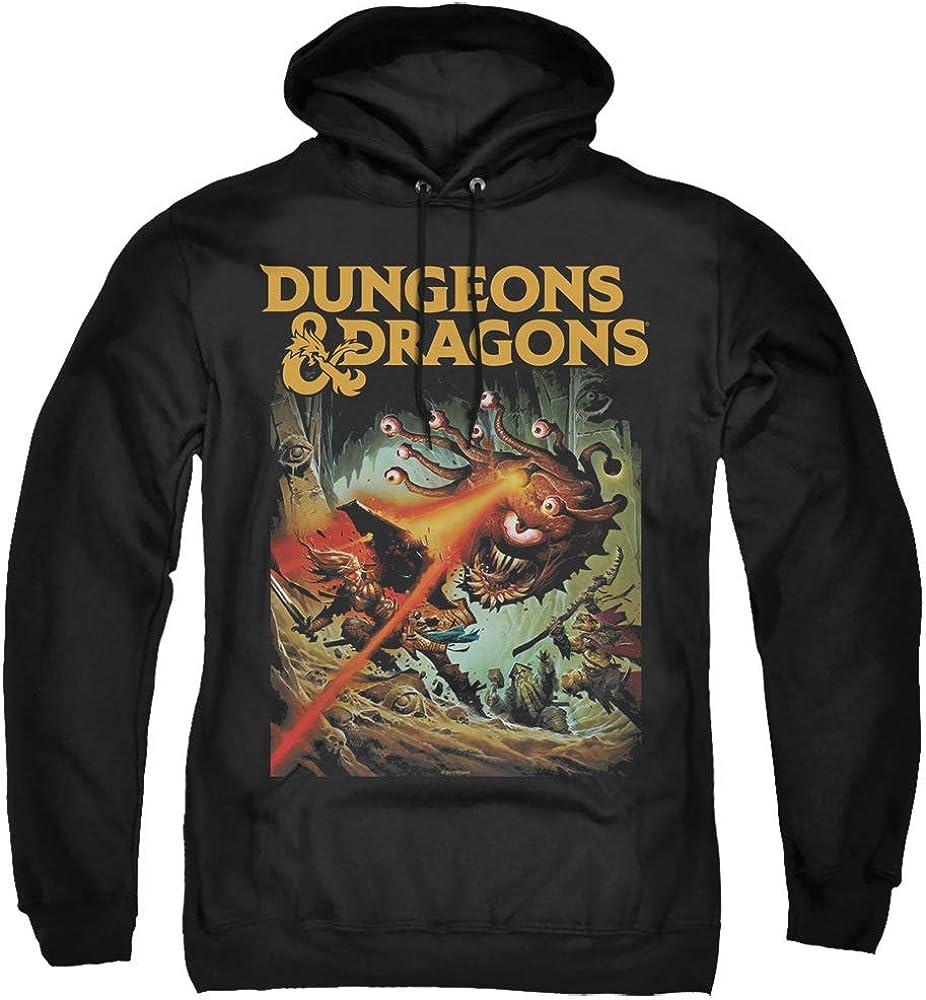 Trevco Dungeons Dragons 祝日 Beholder Adult Strike 日本限定 Pull-Over Unisex