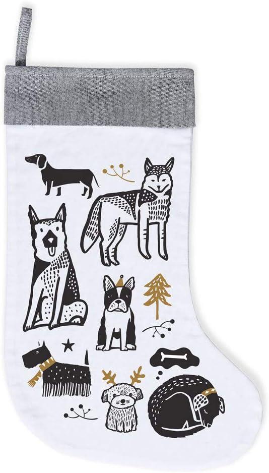 Wee Gallery Doggy Regular dealer Stocking Love Christmas Selling rankings