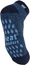 Heat Holders - Mens 2.3 TOG Winter Warm Thick Non Slip Low Cut Ankle Thermal Slipper Socks with Grips