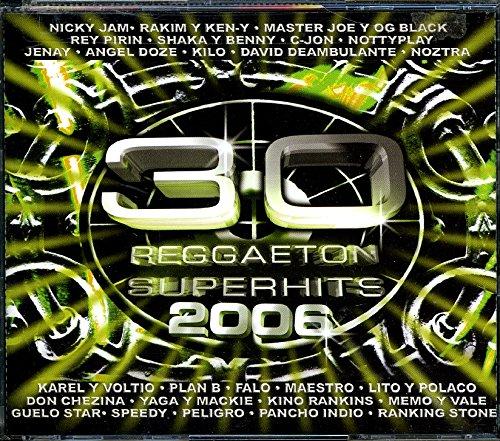 30 Reggaeton Superhits 2006