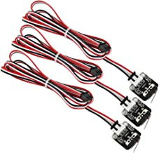 FYSETC 3D Printer Part Accessories Limit Switch Mechanical Switch Module Endstops Switch with 3 Pins 39.4 inch Cable for RepRap CR-10 10S Ender 3 Pro S4 S5 Series, 3 Pcs