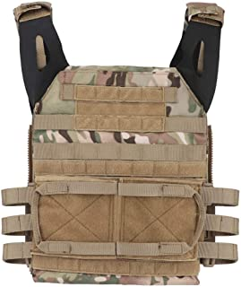 Will Outdoor Tactical 2.0 JPC Military MOLLE Hunting Airsoft Vest Multicam Combat Protective Vest