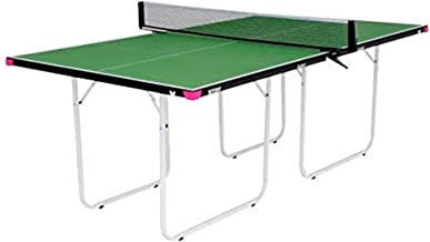 Butterfly Junior Ping Pong Table| 3/4 Size Table Tennis Table| 3 Year Warranty | Ships Assembled