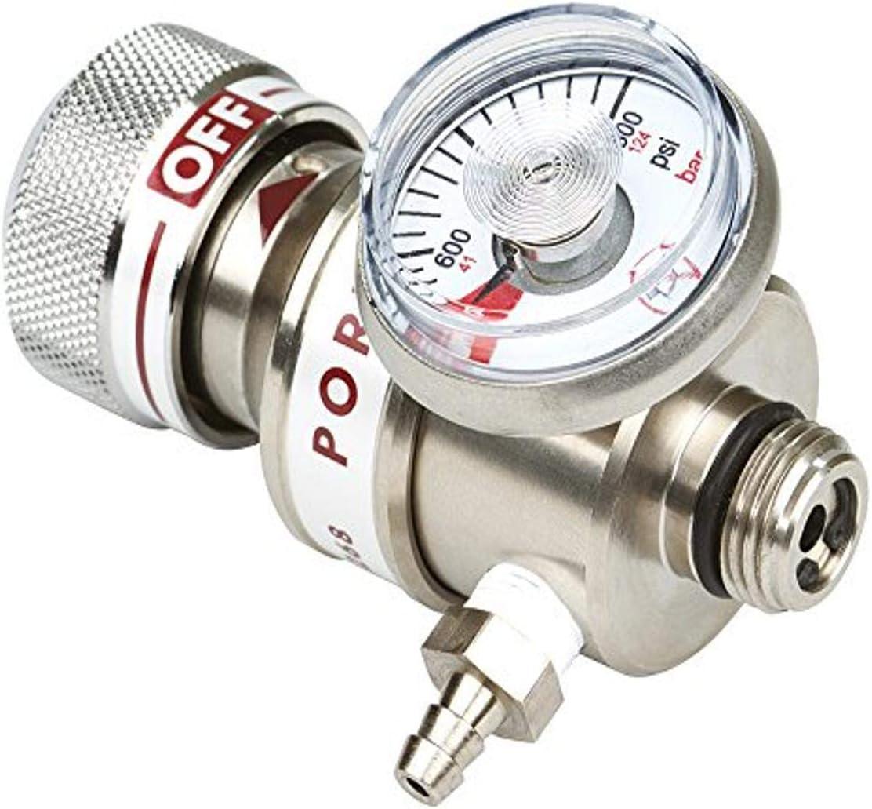 BW Technologies REG-0.5 online shop Max 80% OFF Calibration min Gas 0.5L Regulator