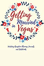 Getting Married in Vegas: Wedding Planner; Worksheets, Etiquette, Timelines, Guest Book, Budget Planning Workbook. Engagement Gifts/ Ideas for ... Size/ Small Budget/ Undated Calender Planner.