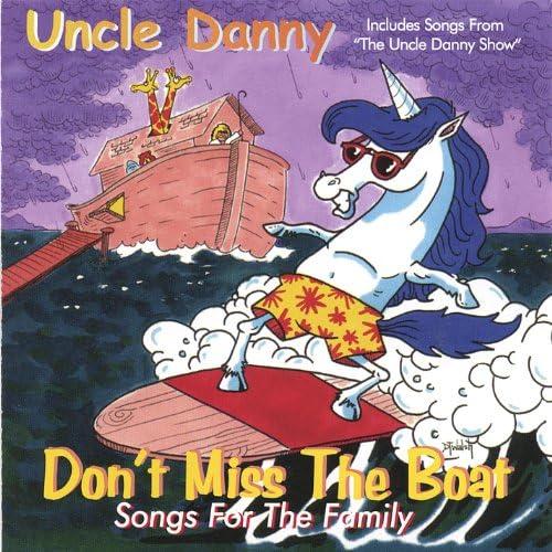 Danny Quinn(Uncle Danny)
