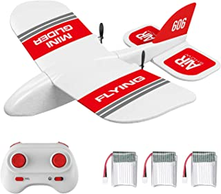Benkeg KF606 2 4G RC Airplane Flying Aircraft for Beginner EPP Foam Glider Fixed Wing Airplane RTF Foam Plane Remote Contr...