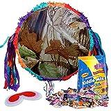 Costume SuperCenter Next Camo Pinata Kit (Each) - Party Supplies