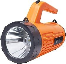 AF-WAN Super heldere oplaadbare 6000 lumen LED-zaklamp, LED koplamp zaklamp oplaadbare CREE LED handschijnwerper 6000mAh U...