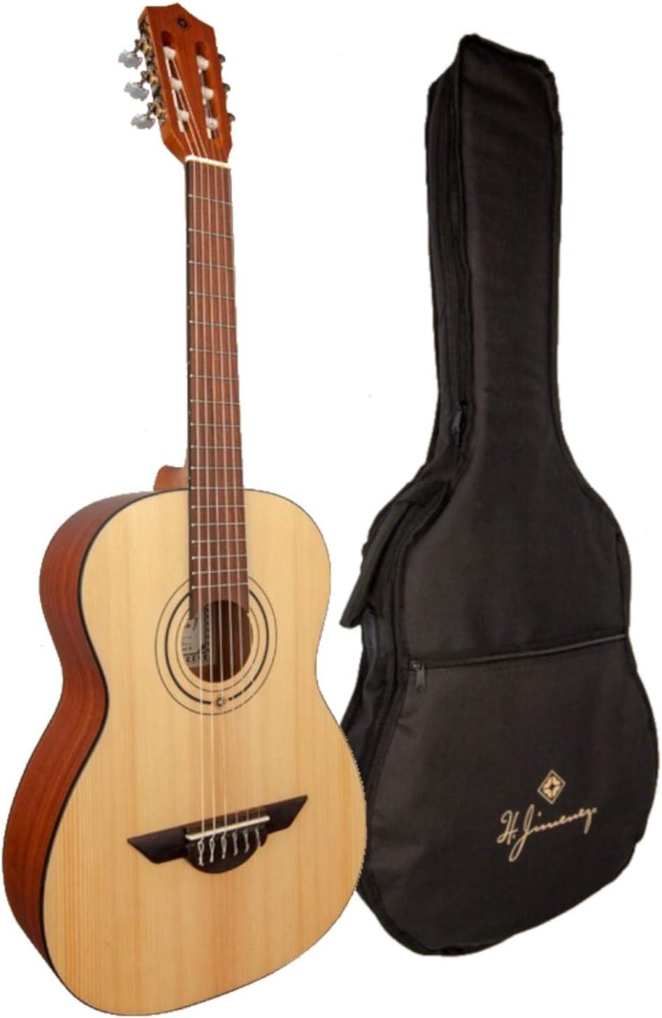 H. Import Jimenez Educativo LG75 3 4 Size National uniform free shipping Guitar Nylon String Classical
