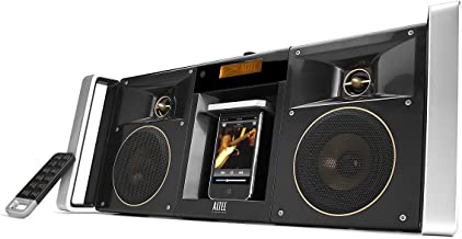 Altec Lansing inMotion MIX iMT800 Portable Digital Boom Box for iPhone and iPod