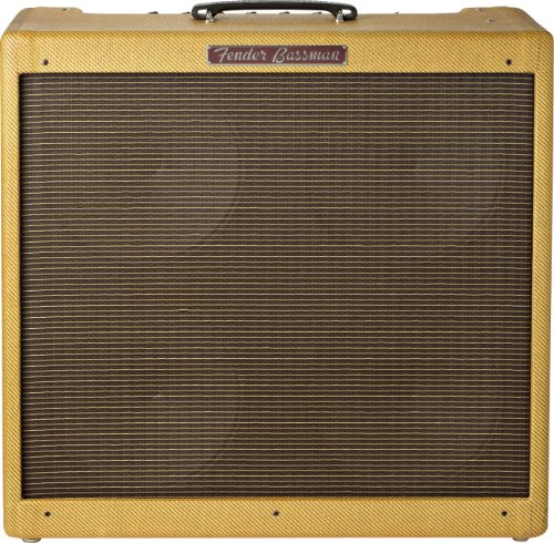 Why Should You Buy Fender '59 Bassman LTD 50-Watt 4x10-Inch Tube Bass Combo Amp