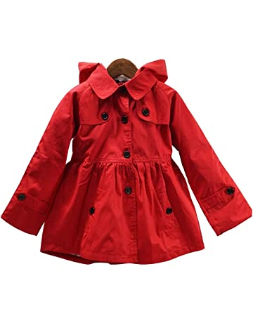 81b056b07e539 (sleeping sheep) 子供服 キッズ 女の子 スプリング コート フード付き 裏地 かわいい チェック 柄