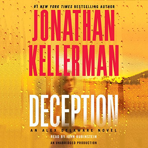 Deception: An Alex Delaware Novel cover art